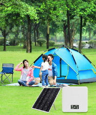 Cina Off-Grid Stand-alone Multi-purpose Portable Solar Energy System Ringan pemasok
